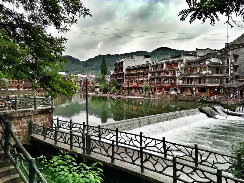 China, Fenghuang Ancient Town