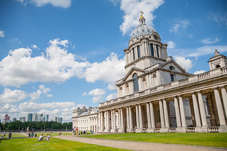 Old Royal Naval College | by Mark Ramsay