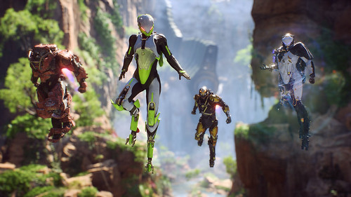 Anthem | by PlayStation.Blog