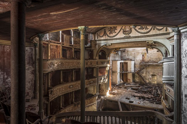 Wrecked Theatre