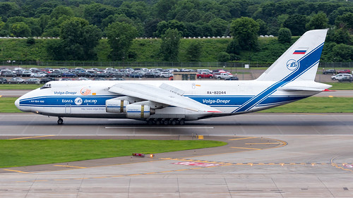 minneapolisstpaulinternationalairport msp kmsp mspairport aviation avgeek airplane antonov an124 volgadnepr ru ra82044 russian cargo