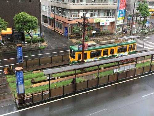 鹿児島市の路面電車
