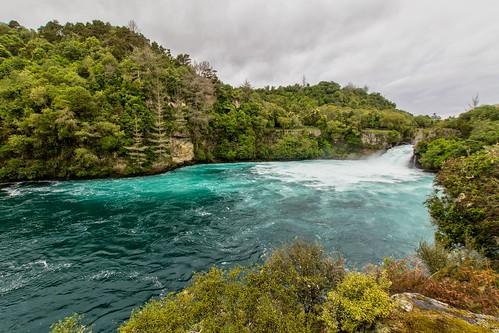 newzealand nz nouvellezelande falls fall cascade blue