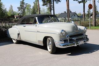 1950 Chevrolet De Luxe