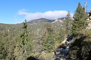 009 View up Long Valley toward cloud-shrouded San Jacinto Peak from the Upper Tram Station | by _JFR_