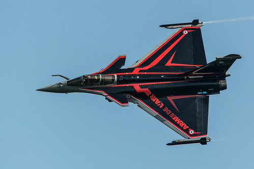 Dassault Rafale Solo Display | by Ian. J. Winfield
