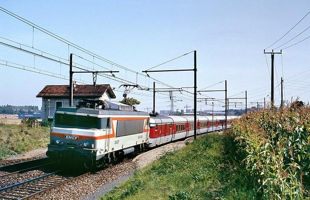 Bourdigny, SNCF BB 7289