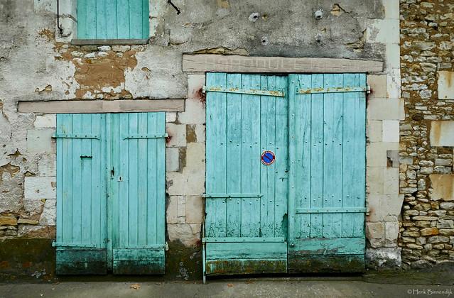 France: Richelieu doors