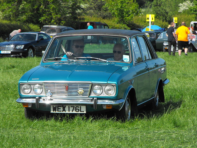 Humber Sceptre - WEX 176L