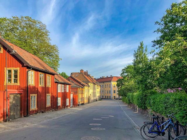 by Nytorget Södermalm Stockholm