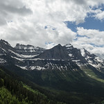 View from Going-to-the-Sun Road