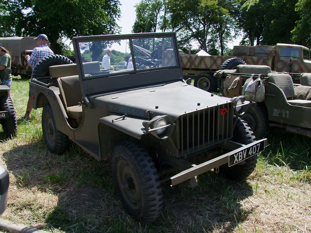 Bantam 40 BRC jeep 4X4 1941
