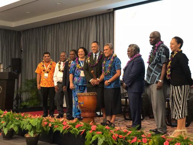 4th PIRI, Samoa