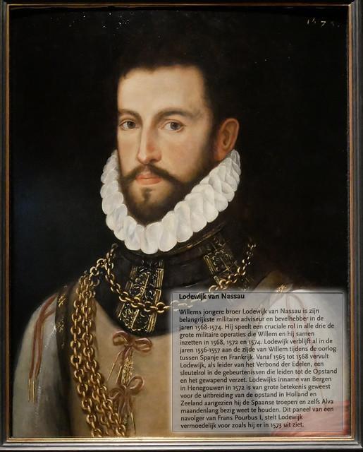 William of Orange | Exhib in NMM