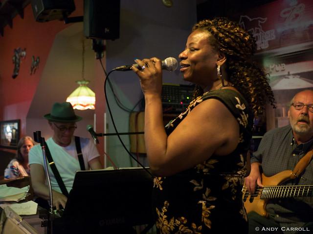 Thursday night jazz and blues