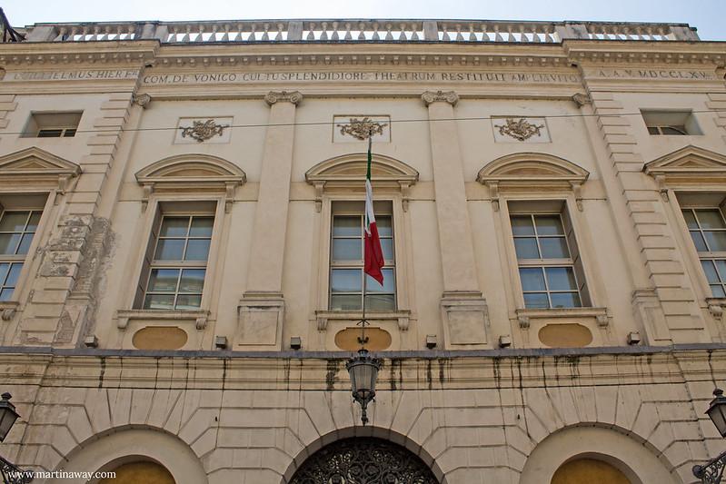 Teatro Mario Del Monaco, Treviso cosa vedere