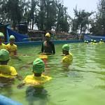 Teaching Girls To Swim in Cox