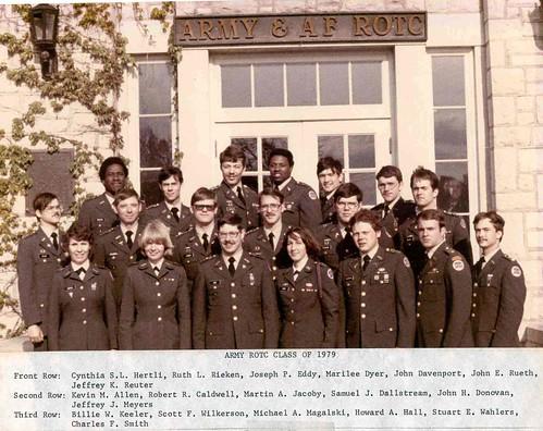 MU ROTC 1979