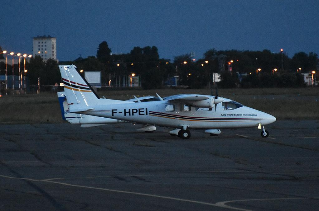F-HPEI - P 68C Victor - Aero Photo Europe Investigation [H