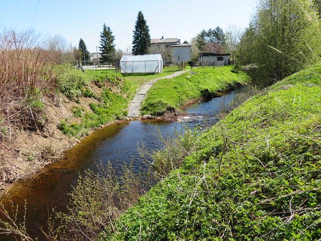 Veekõrvalduskraav / Water removal ditch