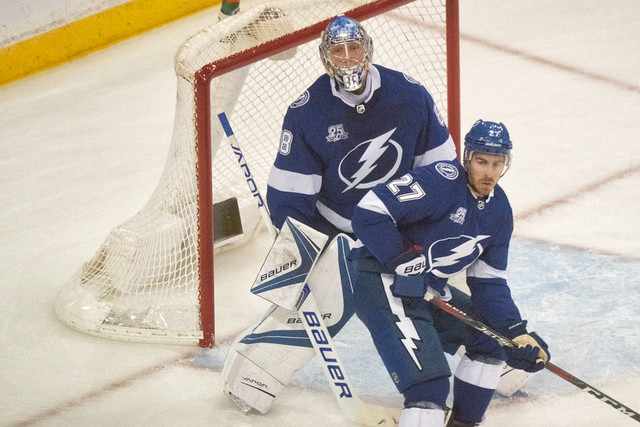Protecting the Net, Amalie Arena