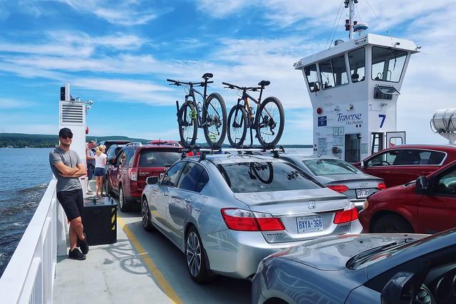Hudson-Oka Ferry