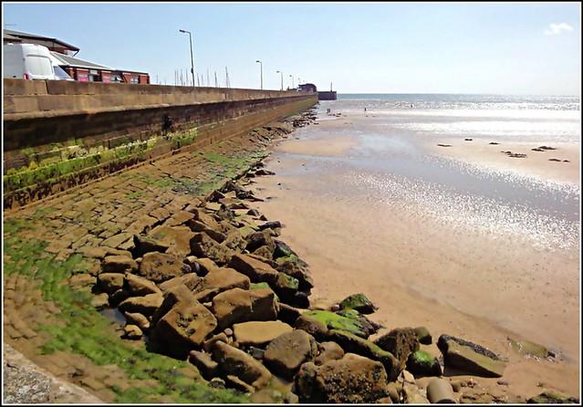 Low Tide Scene ....
