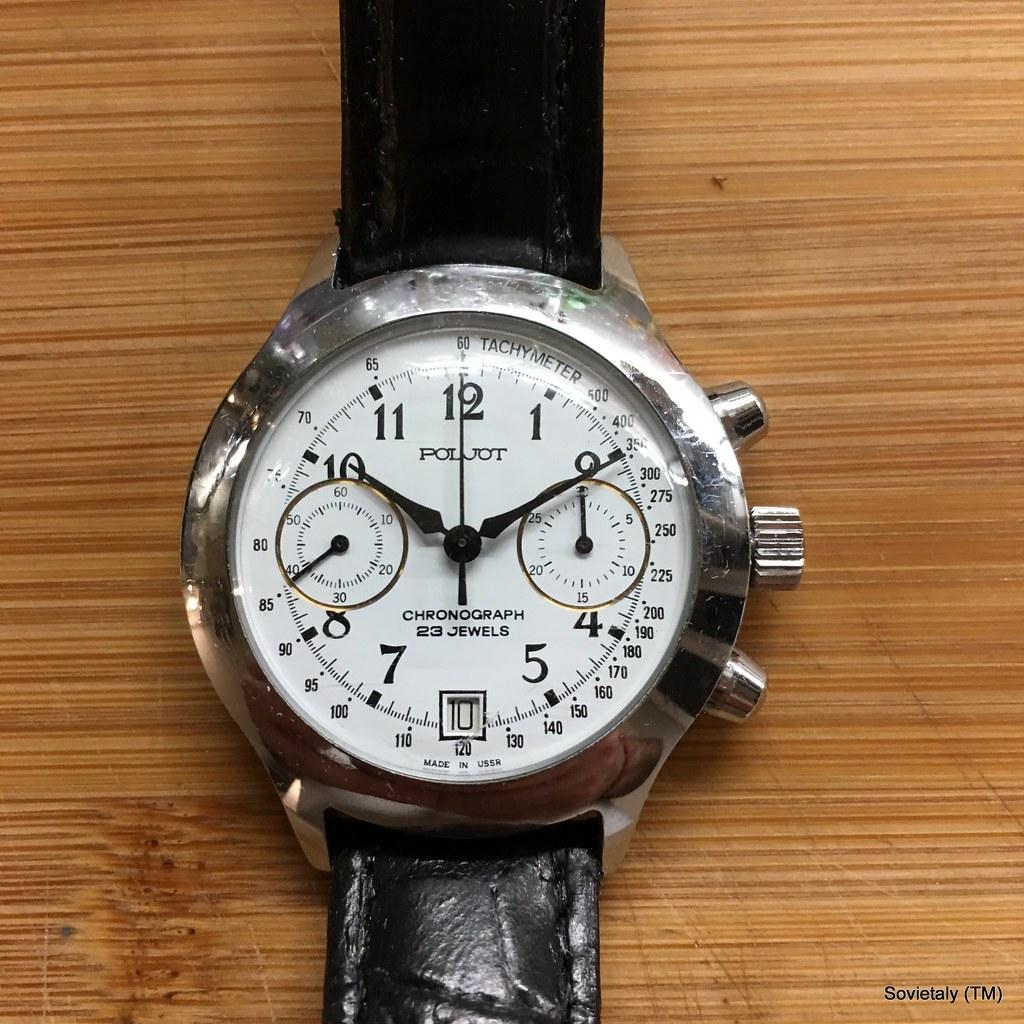 molto carino a1cdd f451f poljot-3133-orologio-russo-sovietico-sovietaly-collezione ...