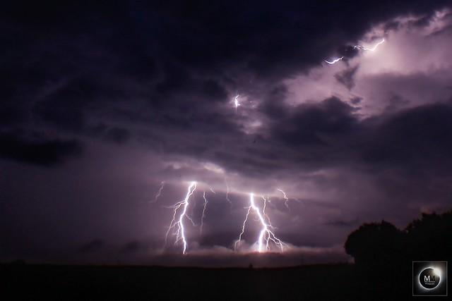 Lightning 22:41 BST 31/05/18