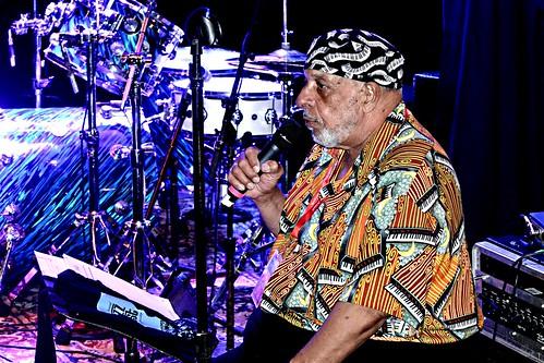 Mr. Jazz at Piano Night - April 30, 2018. Photo by Kichea S. Burt.