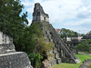 Tikal, Great Plaza, pyramida Velkého jaguára, foto: Petr Nejedlý