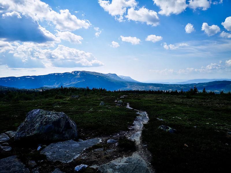 07-Utsikt mot Blefjell