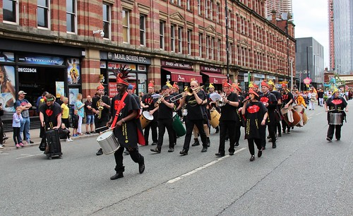 manchester school of samba at manchester day 2018 | by pgsworld41
