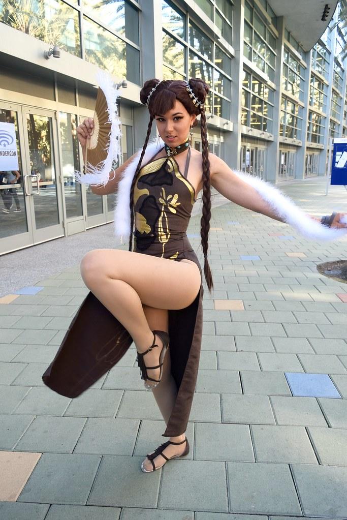 Chun Li In Covert Operations Outfit 5 Chun Li From Street Flickr