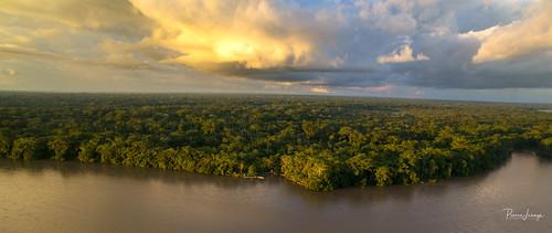 KAP on the Napo River, Ecuador