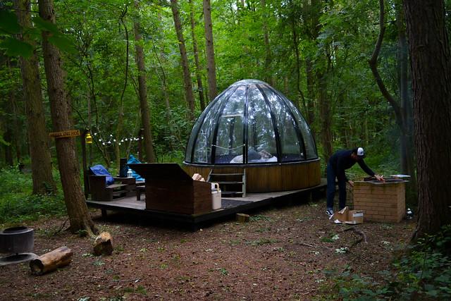 Camp Katur - Yorkshire, England