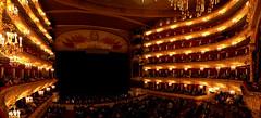 Interior of Bolshoi Theatre