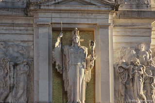 Monumento Nazionale a Vittorio Emanuele II | by libelle_journey