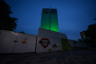 Grenfell Tower one year after the tower fire | by Catholic Church (England and Wales)