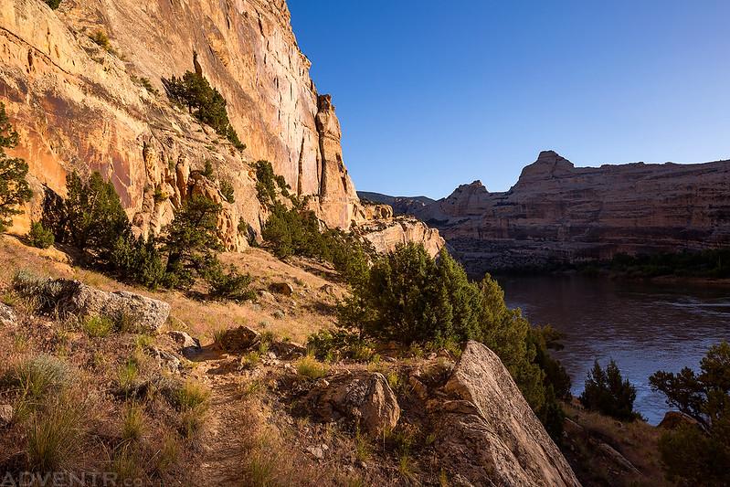 Mitten Park Trail