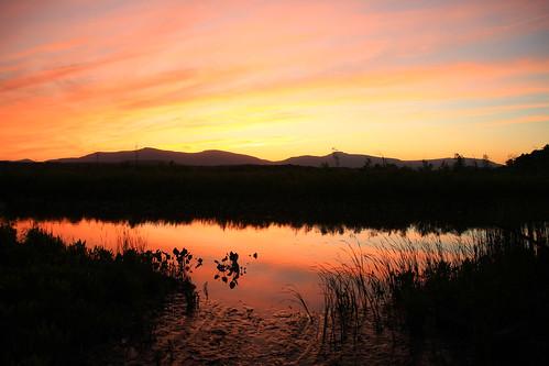 tivolibay onthehudson hudsonriver sunset catskills dutchesscounty