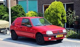 Peugeot 205 XA Commerciale 1991 | by XBXG