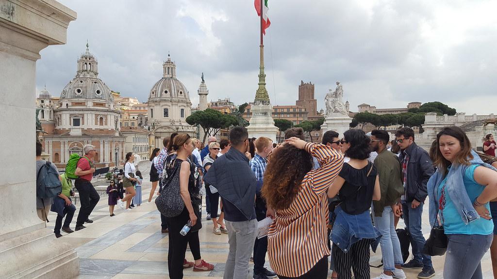 Piazza Venizia