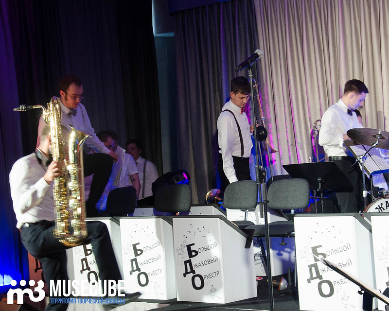 Большой джазовый оркестр-018