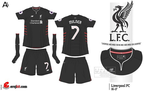 2016-17 Liverpool a | by erojkit.com