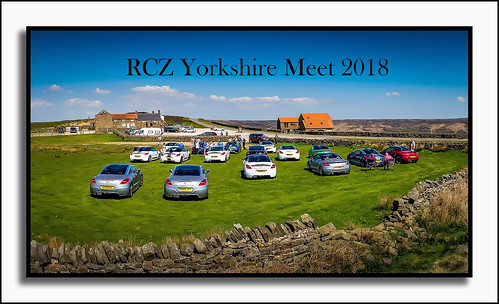 01 DSCF5681 RCZ Yorkshire Meet May 2018 by Steve Gray Titled LowRes | by canonway