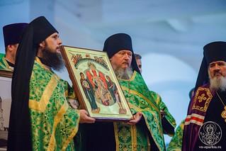 Передача Троицкого собора 630