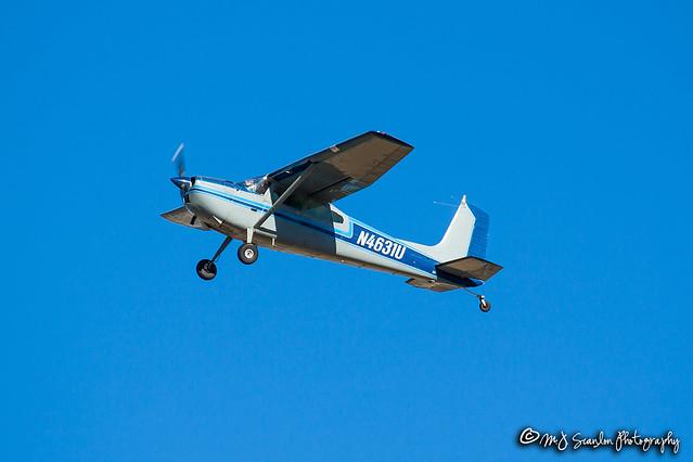 N4631U | Cessna 180G | Salt Lake City International Airport