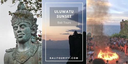 Uluwatu Temple Bali Sunset Tour with Kecak Fire Dance   by Balitourify