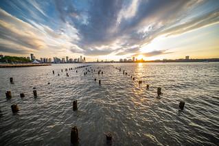 Jersey City Skyline | by ShutterRunner